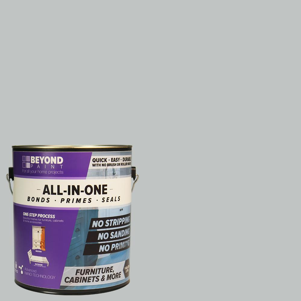 Beyond Paint 1 gal. Soft Gray Furniture, Cabinets and More Multi ...