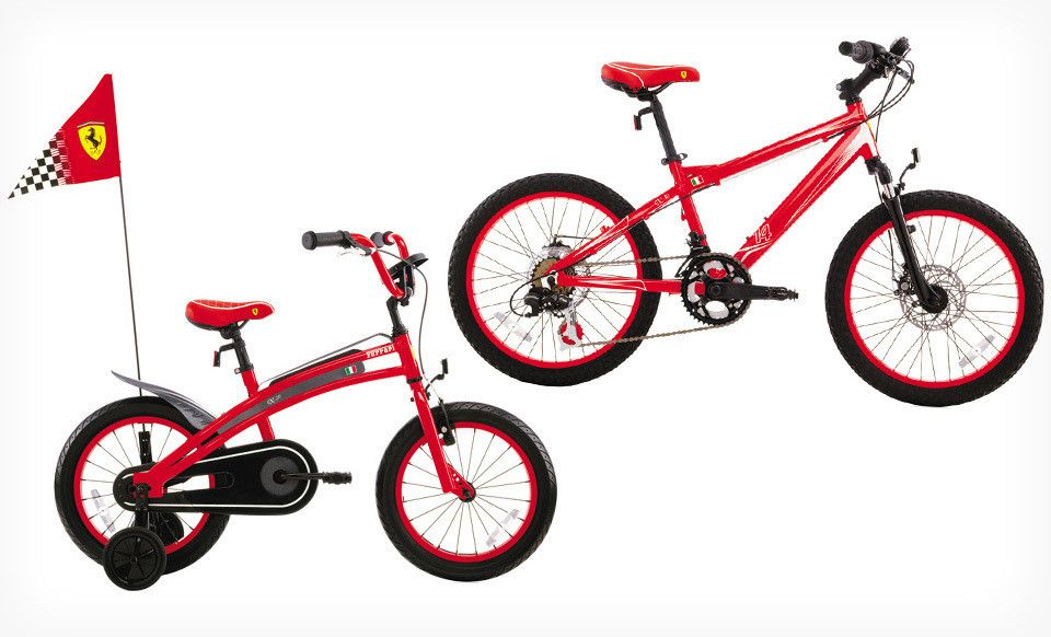 6cfc8c9b186 Groupon - Ferrari Children's CX-30 or CX-20 Mountain Bikes (Up to 66% Off).  Free Shipping and Free Returns.. Groupon deal price: $139.99