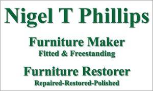 Nigel Phillips Furniture - Bespoke Furniture Maker Furniture