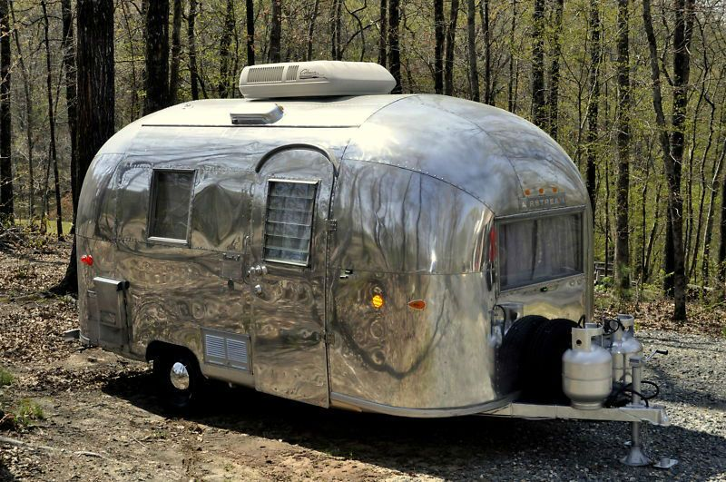 1964 Airstream Bambi Ii 17 Caravan Travel Pinterest