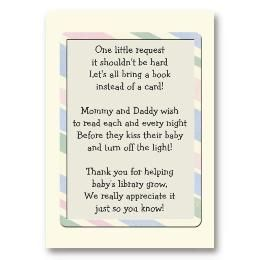 Books Instead Of Cards Baby Shower Book Book Baby Shower Invitation Baby Shower Invitations