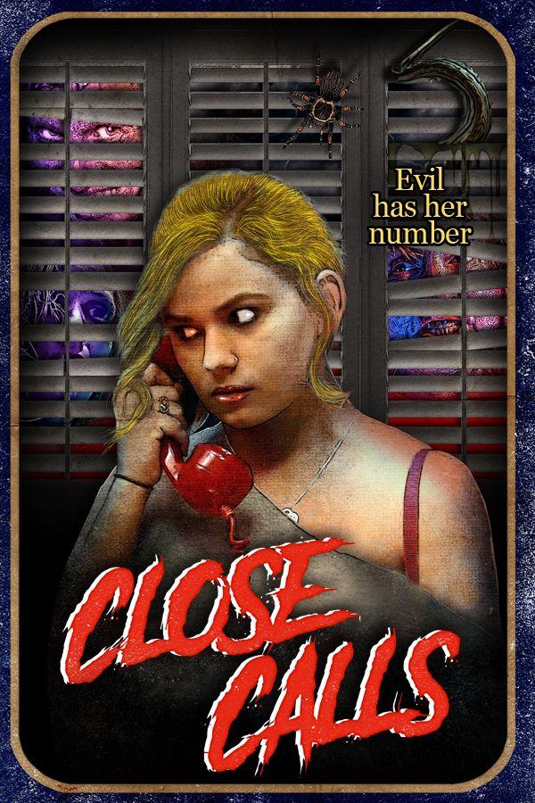 CLOSE CALLS Official Terror Trailer 2019 Cine