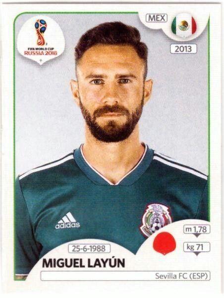 Miguel Layún - Mexico  607967e932a