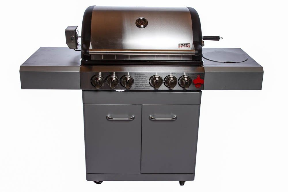 Swiss Grill Icon I500ts This Bbq Is Perfect For Those Seeking A Simple Sophistication In The Garden Lovely To Outdoor Kitchen Gas Grill Outdoor Refrigerator