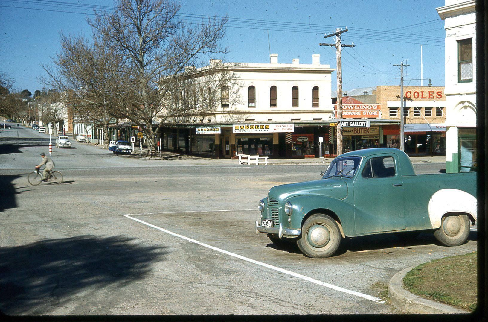 Castlemaine Australia  city pictures gallery : Castlemaine Australia | Old australian places | Pinterest