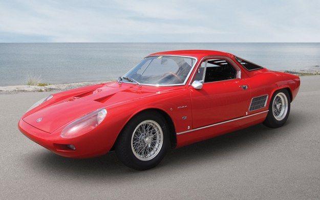 1963 ATS 2500GTS