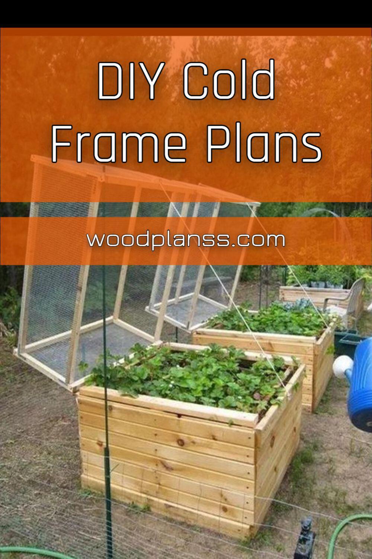 Diy cold frame plans cold frame plans cold frame cold