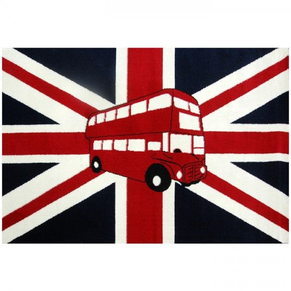 tapis bus a imperiale union jack buses union jack and With tapis union jack