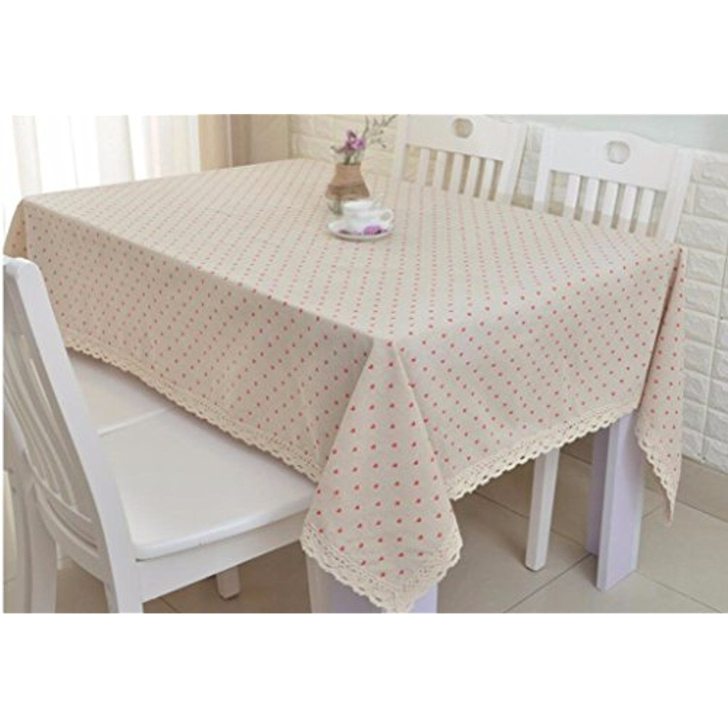 Wfljl European Style Tablecloth Decoration Cotton Dining Table Coffee Table Restaurant Living Room Table Table Cloth Decorations Living Room Table Coffee Table #tablecloth #for #living #room