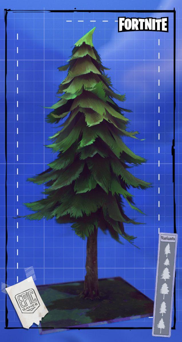 Fortnite Trees 2014 Tangi Bodio On Artstation At Https Www Artstation Com Artwork 2yvga Environmental Art Environment Concept Art Tree Textures