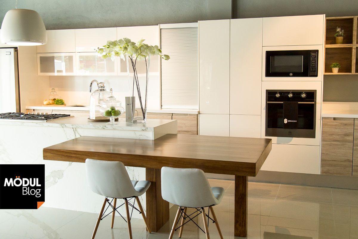 Cinco elementos para encontrar tu cocina moderna ideal | Cocinas ...