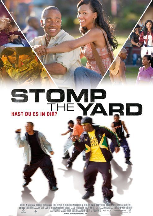 Stomp The Yard Movie With Images Romantic Movies Dance Movies