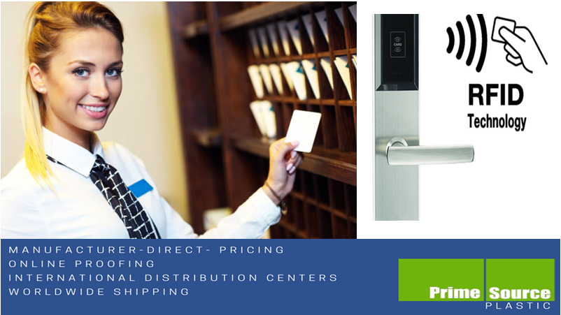 PSPCards has all expertise to manufacture all kinds of RFID cards