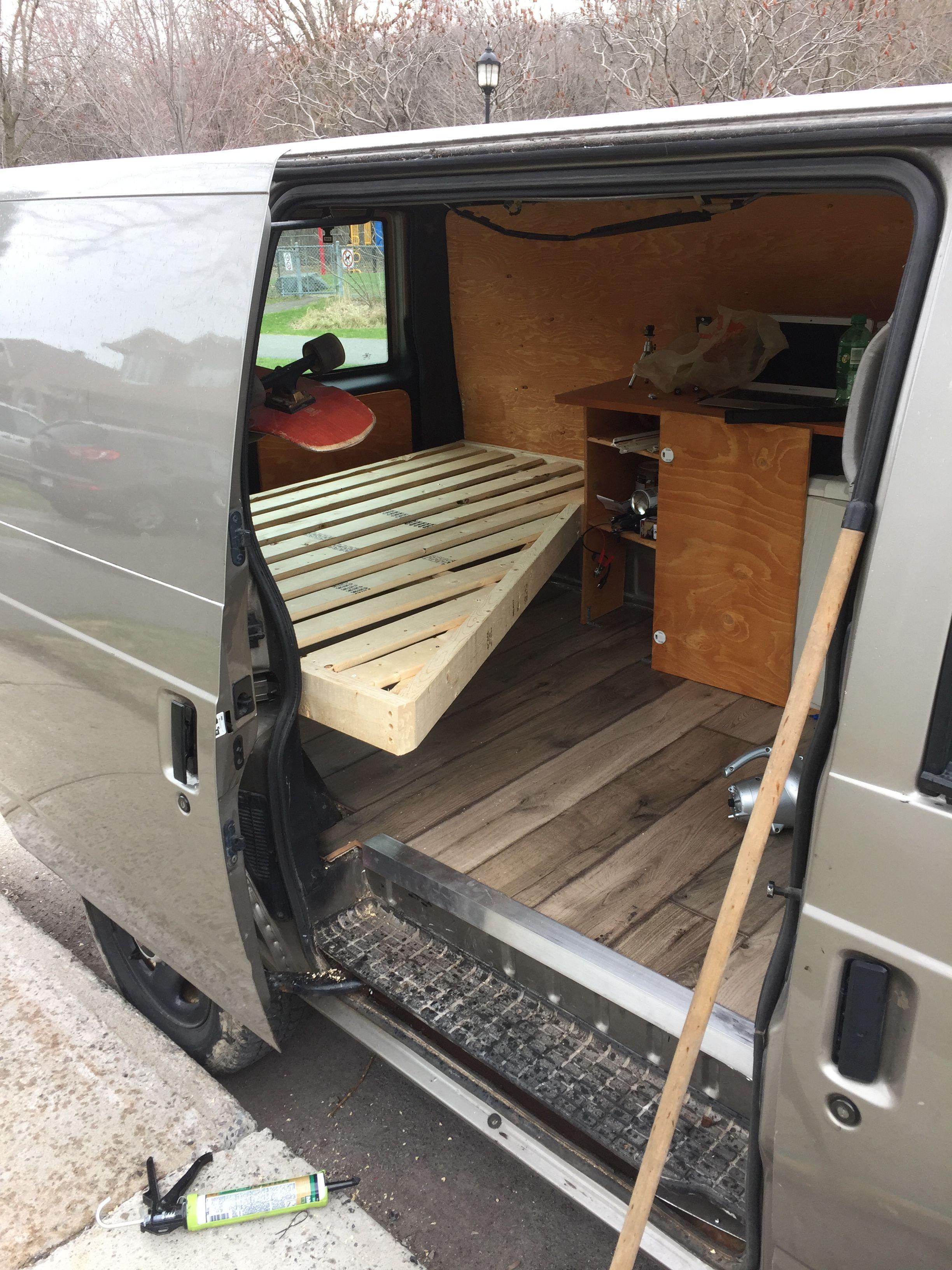Related Image Astro Van Small Camper Vans Van Storage
