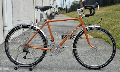 Camargue Frames Built Up With Images Vintage Bikes Camargue