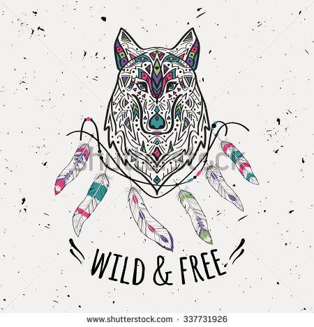 tattoo wolf - Google pretraživanje