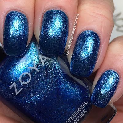 zoya alessia  lace  lacquers  holiday 2019 twinkling