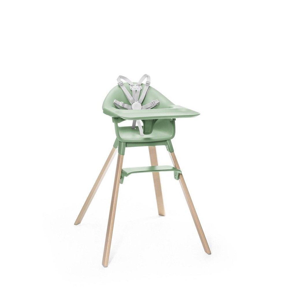 Stokke High Chair Clover Green in 2020 | Stokke high chair