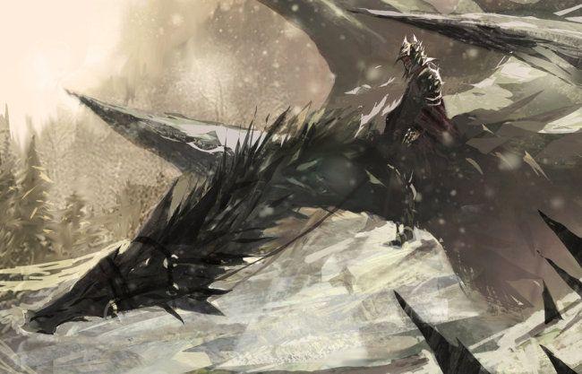 'Character Build: The Dragoon' | skyrim | Pinterest ...