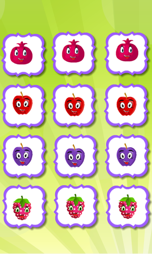 These fruits are all suffering being alone in the market. They're missing their pairs; they used to be happy and smiling always when in pairs and now they feel so sad and worried without their pair. Here's a chance for you to make all these smiley pairs look happy again and smiling if not they'll start to destroy them. The app is about matching the fruits as shown in the image on the top screen. Go ahead complete all the levels before the time runs out and have fun playing this…