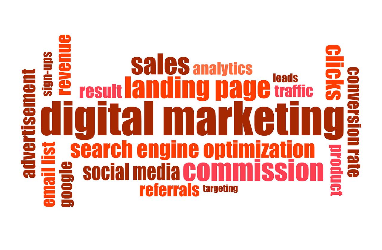Image result for Types of Digital Marketing