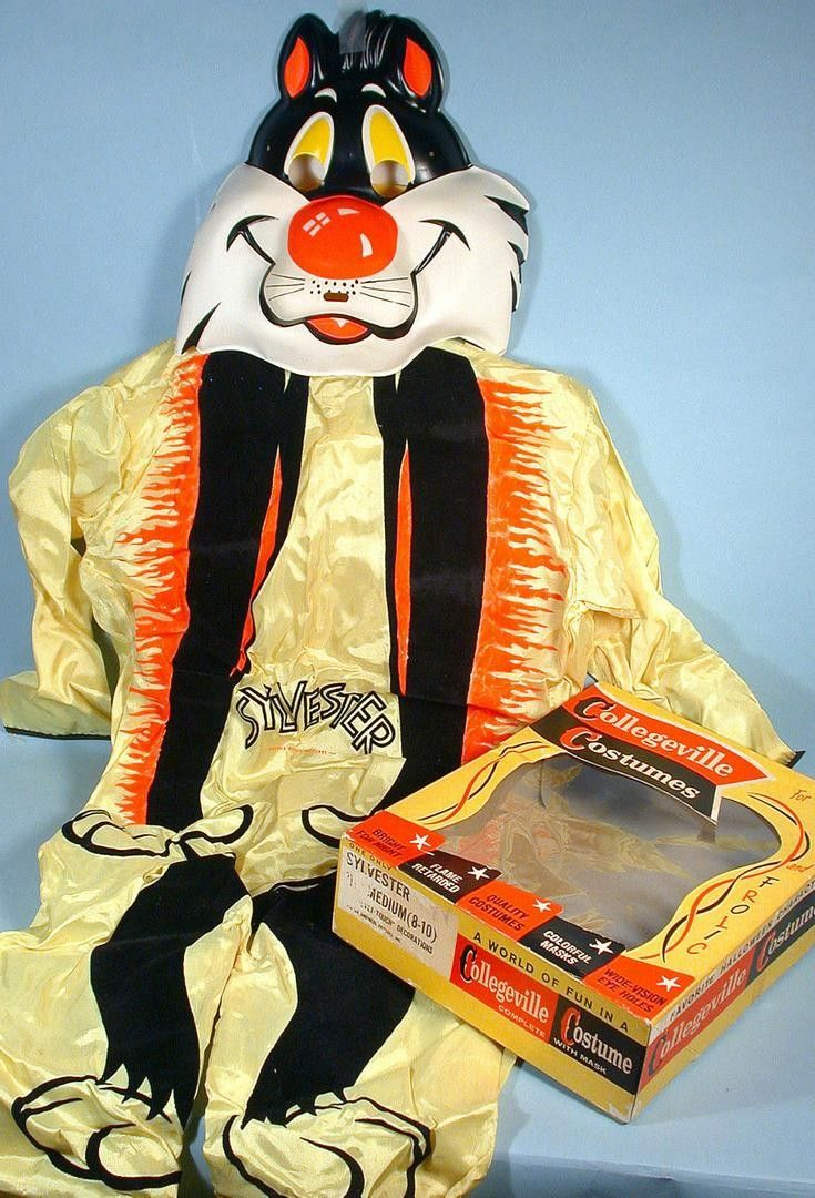 "60's ""sylvester""collegeville costume 