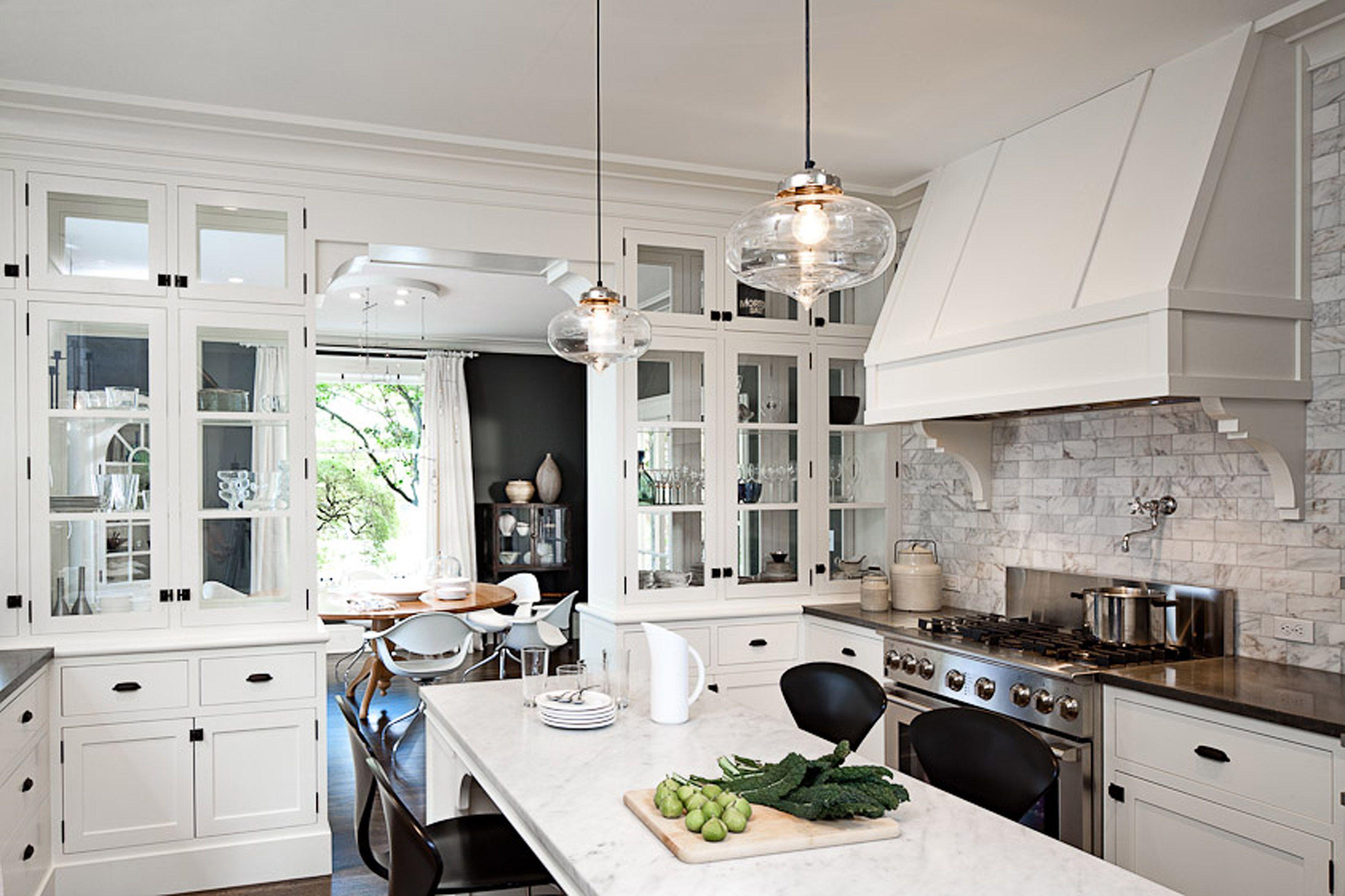 Install Pendant Lights Over Kitchen Island | kitchen lighting ...
