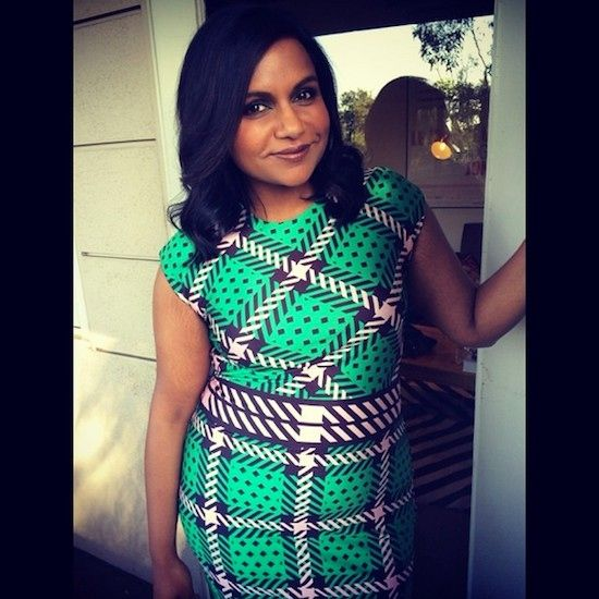 Mindy Kaling's Best Looks So Far During Her Emmy Season Promotion Of 'The Mindy Project'