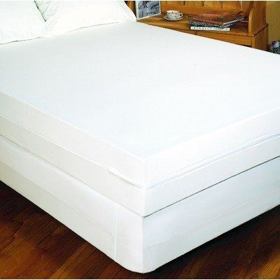 Bedbug Solution Zippered Mattress Cover Depth Size 16 California King By Bargoose Home Textiles 72 42 97284z 16t Depth Size Cover Walmart Boxsprings