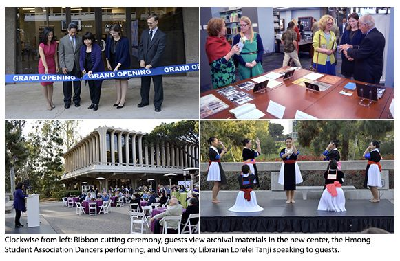 New Orange County & Southeast Asian Archive (OC & SEAA) Center | @ucilibraries
