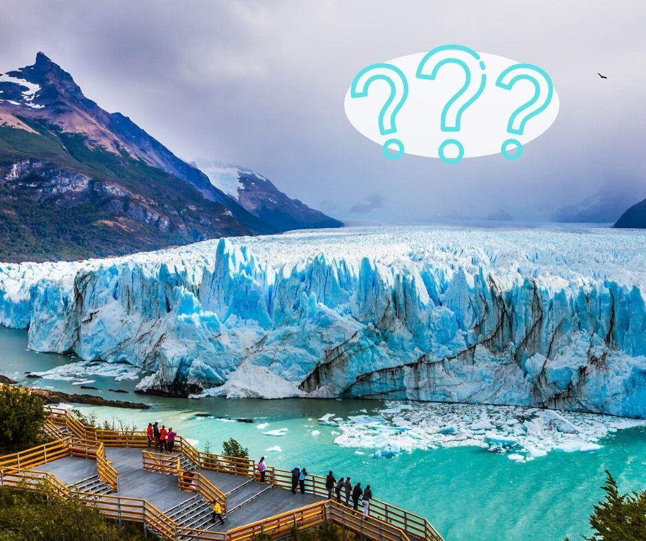 Need A Break Travel – When you need a break, why not travel Can you name this incredible glacier?