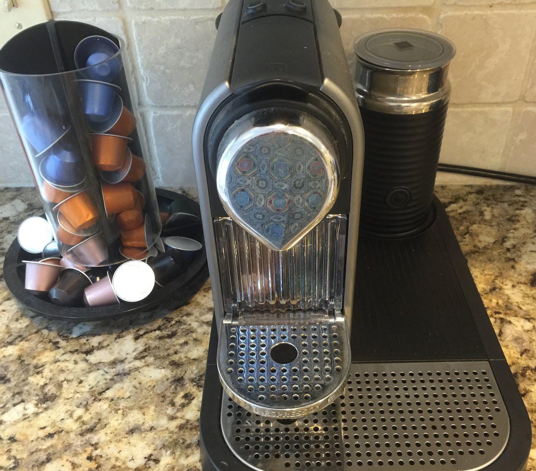 Nespresso Review Nespresso citiz and milk review with