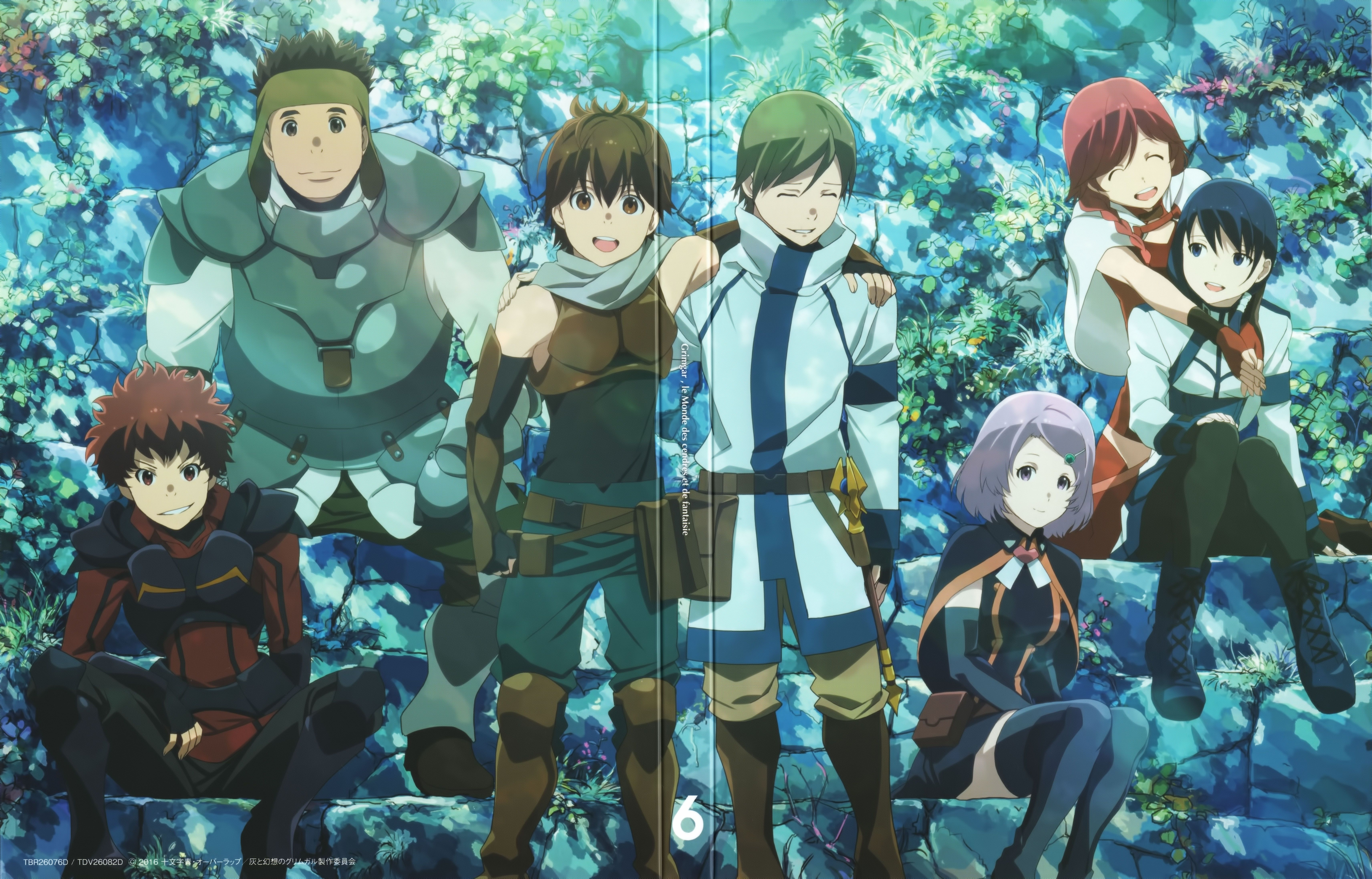 25 Hai To Gensou Grimgar Ideas Anime Manga Anime Fantasy