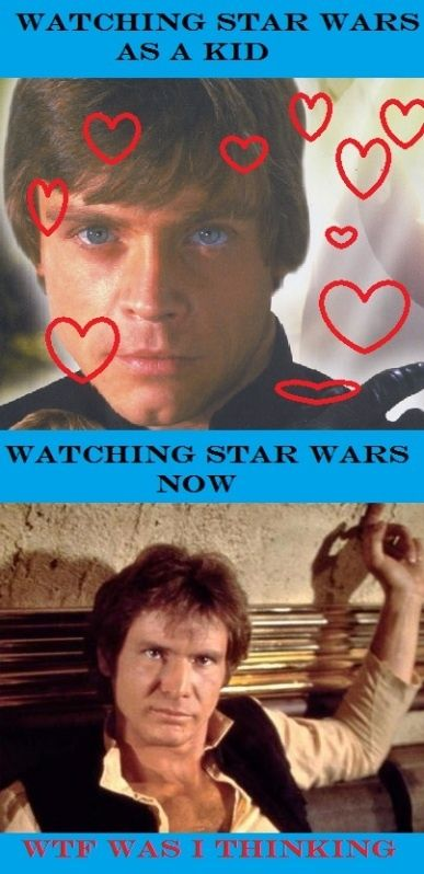 just goes to show that we have to learn to love the bad boys. ;) I'm pretty sure i always loved han solo, tho...