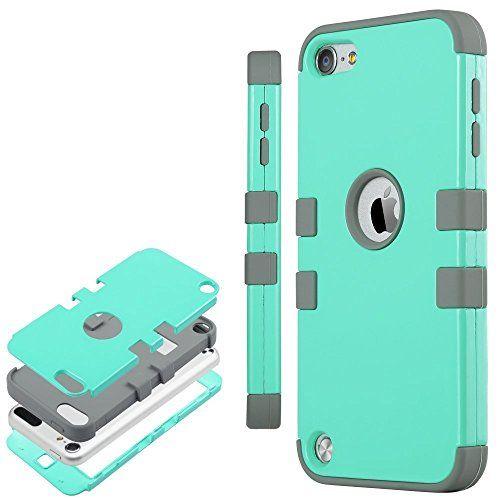 Coque pour iPod Touch 5 6,ULAK Housse de Protection Coque slim ...