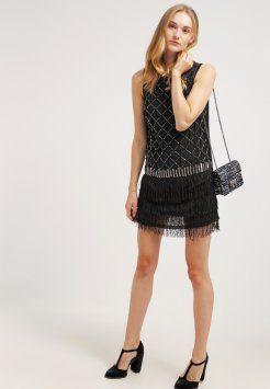 82935c939f64 SUITEBLANCO - Vestido de cóctel - black | Moda / Fashion | Pinterest ...