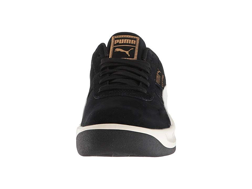 842661d35e3c09 PUMA California Metallic Women s Shoes Puma Black Puma White Metallic Bronze