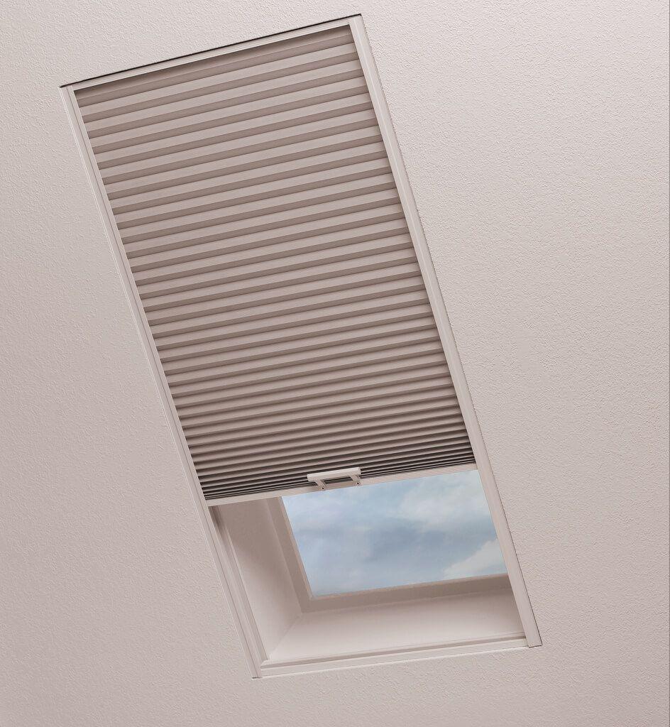 Velux window ideas  window treatment ideas for skylights  skylight window and interior