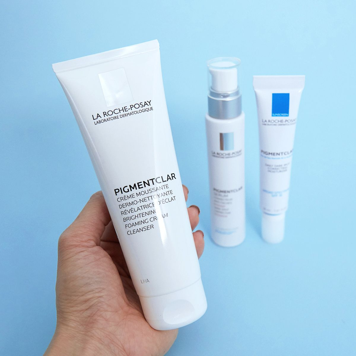 Are Dark Spots Your Concern Brighten Up Your Complexion With Our Pigmentclar Line 1 Pigmentclar Cleanser 2 Pigmentcla Moisturizer With Spf Skin Care Skin