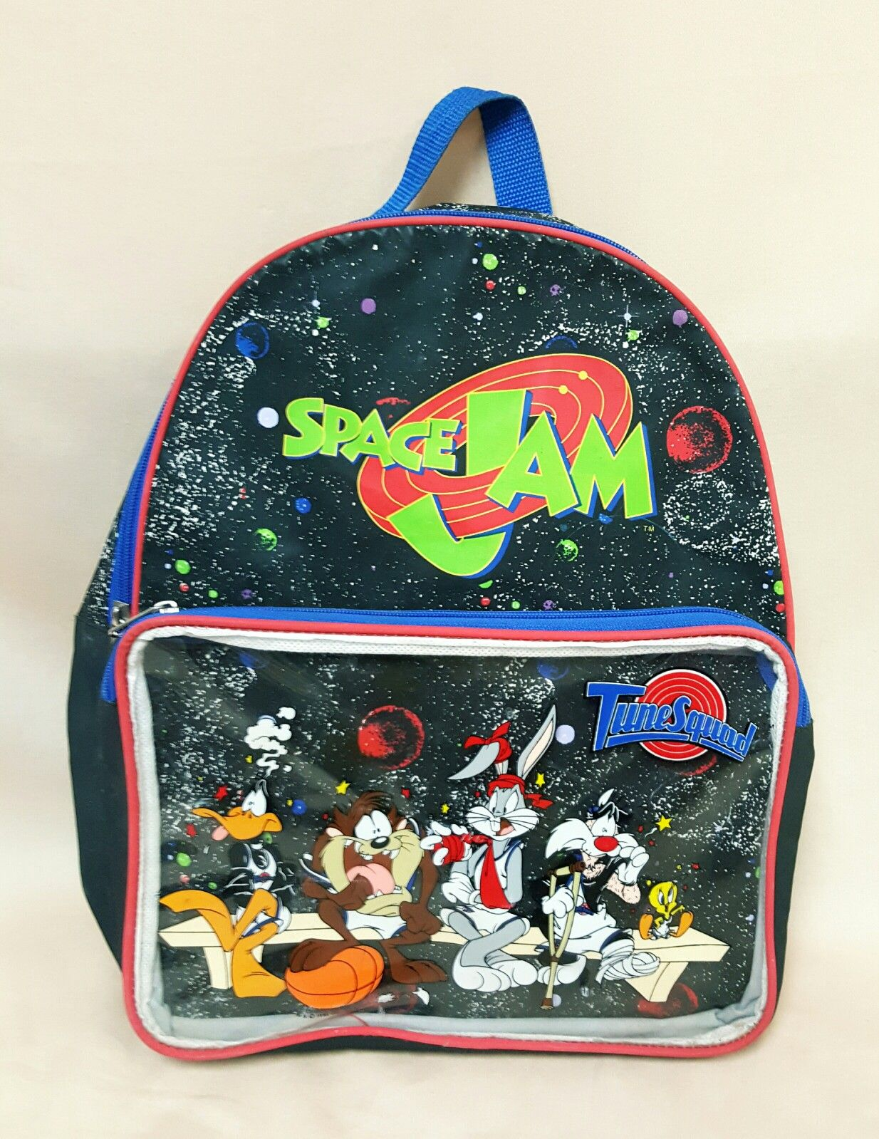 9577ce27907b14 Space Jam ~ backpack
