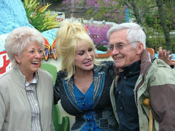Sherry and jack herschend of herschend family for What does dolly parton s husband do for a living