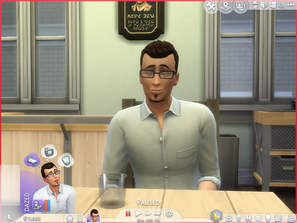 This tuning mod will allow your sims to get drunk  Available