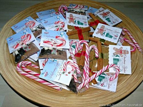 Schnelle geschenke zu weihnachten