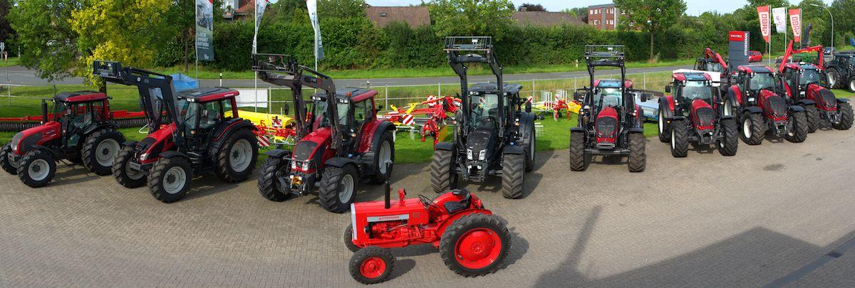 10 Jahre Valtra Your Working Machine Stegemann Landtechnik Agrartechnik Landmaschinen Agrar