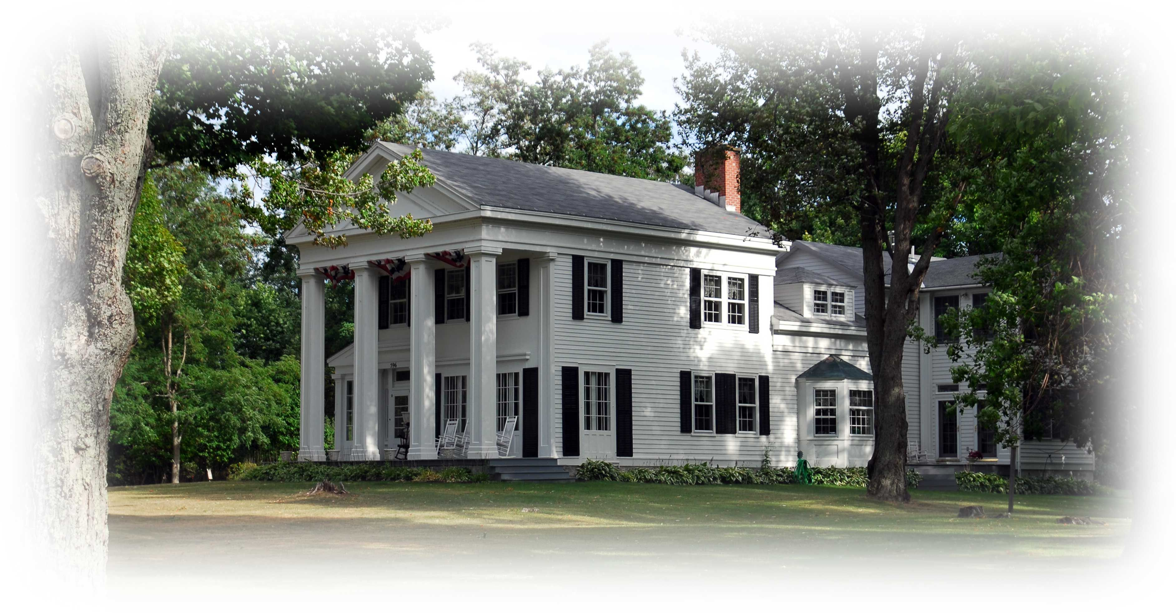 Maple Grove Bed and Breakfast, Cape Vincent, NY Bed