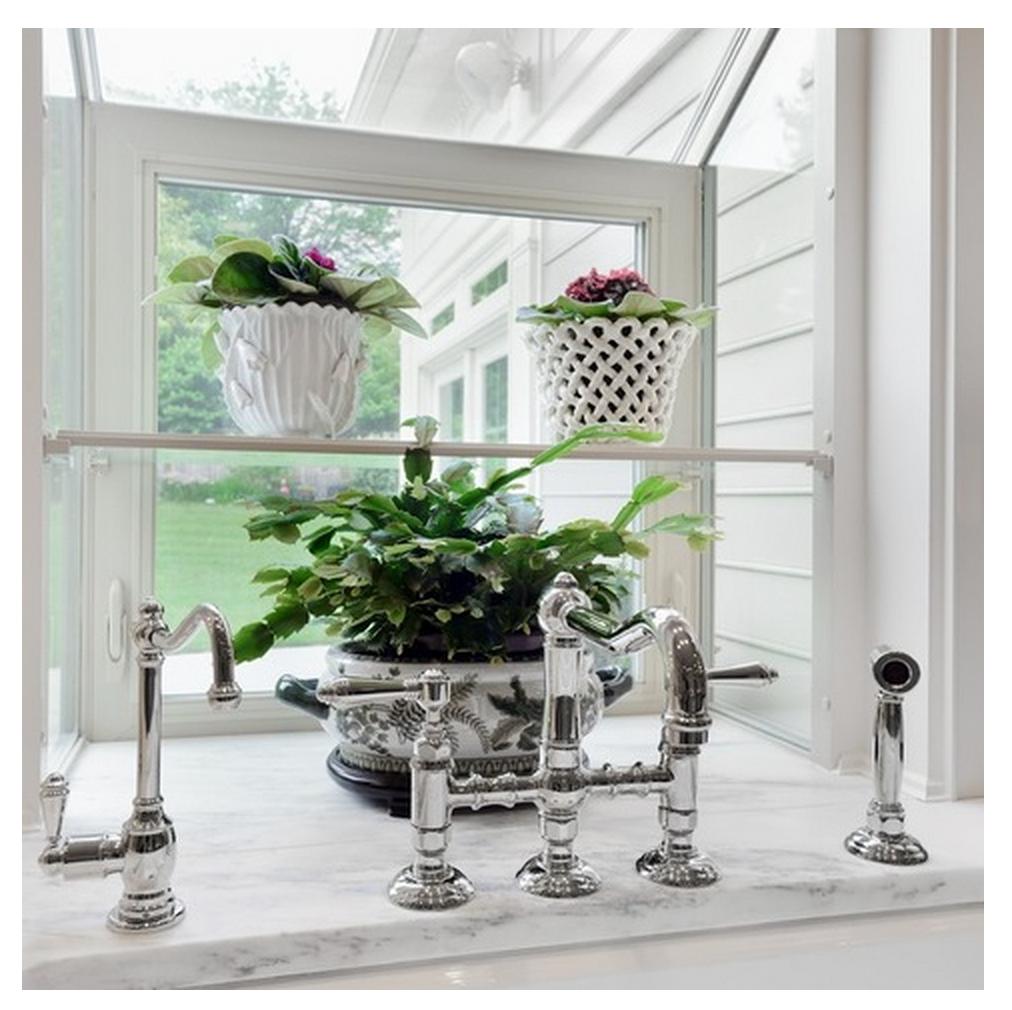 Kitchen Garden/greenhouse Window.