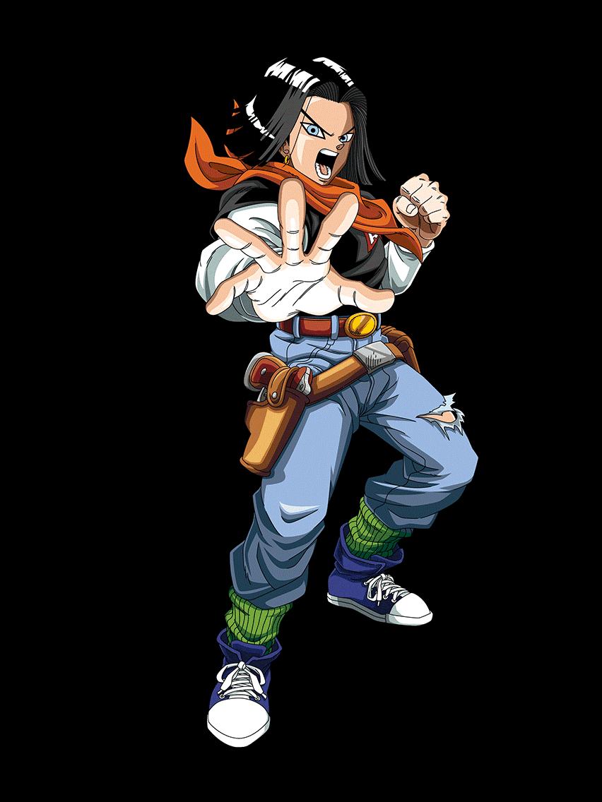 Android 17 Render 8 By Maxiuchiha22 On Deviantart Anime Dragon Ball Super Dragon Ball Wallpapers Dragon Ball Super