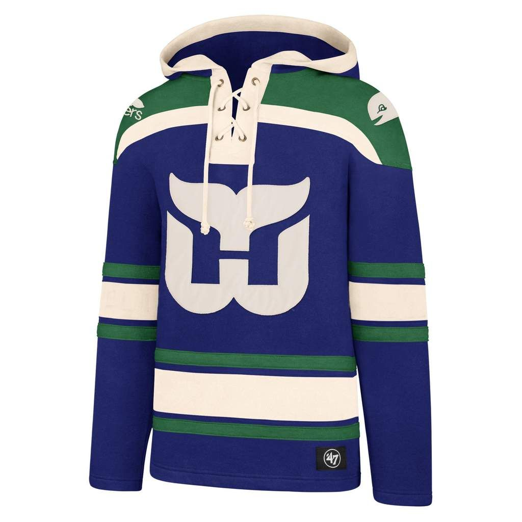 best service 7f66e 63c4f HARTFORD WHALERS  47 SUPERIOR LACER HOOD    47 – Sports lifestyle brand   Licensed  NFL, MLB, NBA, NHL, MLS, USSF   over 900 colleges. Hats and apparel.