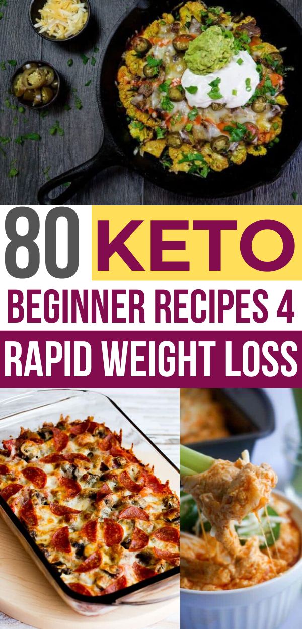 Photo of 80 Best Keto Recipes For Anyone Who's A Ketogenic Diet Beginner