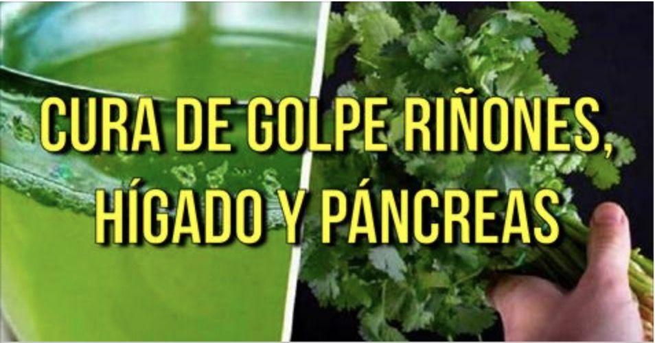 el perejil y el cilantro sirve para adelgazar